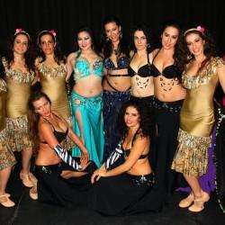 Chicas de Lili en Isbilia 2013